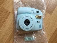 Never used Instax mini 8
