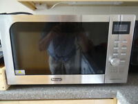 delonghi 900w microwave oven