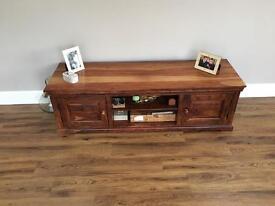 John Lewis Indian wood - Media unit