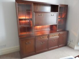 FREE - G Plan Sideboard and Display Unit. Excellent Condition.
