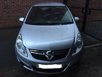 Vauxhall Corsa 1.2 I 16v Club 5dr 2007 with Low Mileage