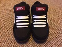 Vans skate or bike shoes size 8