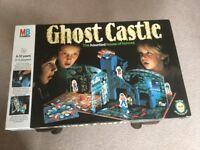 Vintage MB Games GHOST CASTLE 1985.