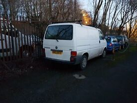 VW TRANSPORTER,£1995.00,ovno, 1yr full mot, great service history, very reliable van