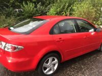 MAZDA 6 TS *LOW MILEAGE * VERY CLEAN CAR*MOT- 28/06/2018*EXCELLENT Like Ford Focus