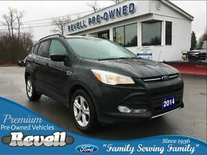 2014 Ford Escape SE 4WD   *FMCC lease return