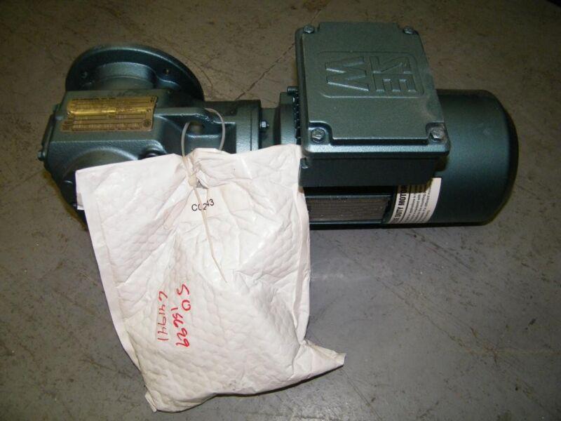 sew eurodrive .5hp motor DFT71D4BMG05HR-KS gearbox new drive transmission gear