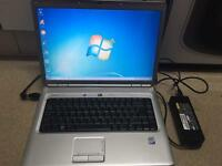Dell laptop with office 2010 , 320 HDD, hdmi