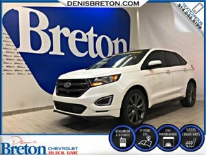 2016 Ford EDGE AWD SPORT - TOÎT PANORAMIQUE - GPS!