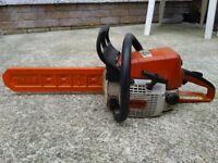 Stihl 021 petrol chain saw