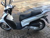 Honda SH 125cc 2011, Milage 18,000, MOT till 08/2018