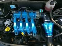Renault Clio Engine 2005 1.2 16v Engine