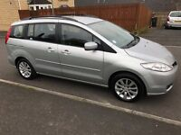 MAZDA5 1.8 TS2 5dr - low mileage, great family car