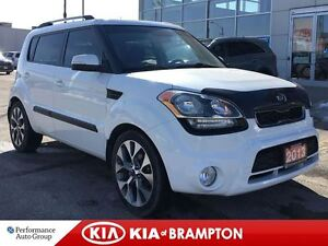 2013 Kia Soul 4U SUNROOF BLUETOOTH ALLOYS HEATED SEATS!!