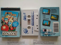 Commodore 64 game, Bomb Jack