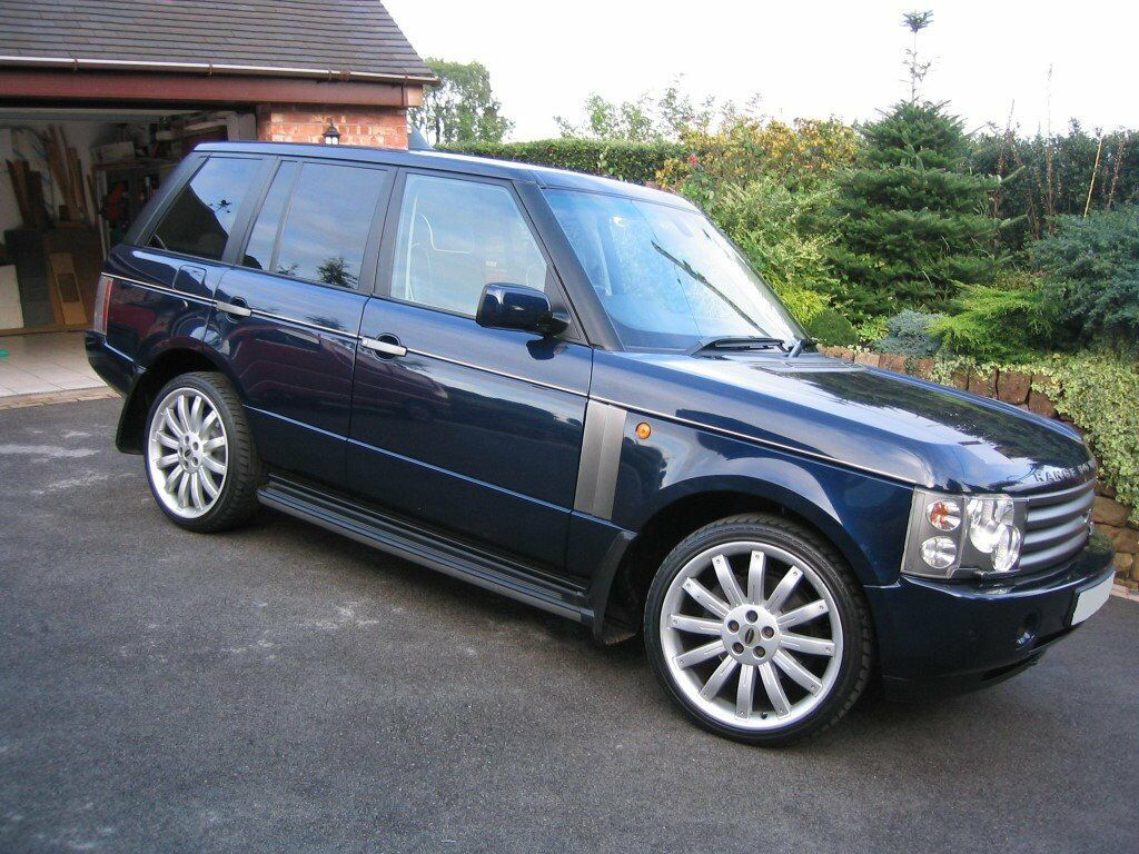 landrover range rover 2003 53 plate 4 4 v8 autobiography in stoke on trent staffordshire. Black Bedroom Furniture Sets. Home Design Ideas