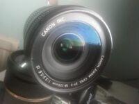 Canon fit lens x 2