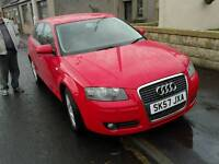 Audi A3 special edition 1.9 tdi sportback 2007 ( timing belt done with receipt)