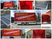 DVV-Mietanhänger / Anhängerverleih / Anhängervermietung / Transporter / Autovermietung