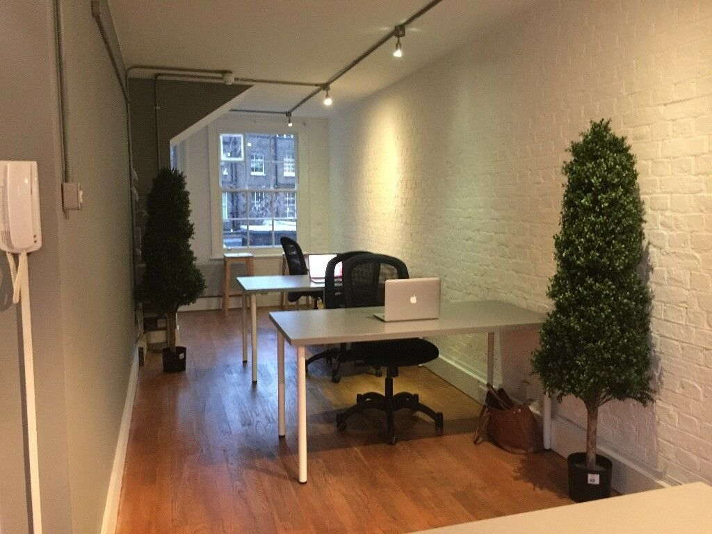 rent desk office space london bridge great for small biz