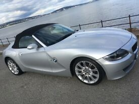 2007 BMW Z4 2.0i SE, Roadster, M-Sport Version, Convertible Electric Soft Top, Full Leather Seats