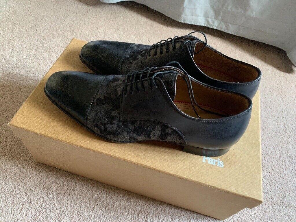 brand new 4b96a 8a2b7 Men's Louboutin smart camo shoe | in Birmingham City Centre, West Midlands  | Gumtree