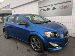 2016 Chevrolet SONIC RS *LOADED WITH TECH*