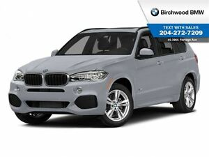 2014 BMW X5 Xdrive35d Local Car! M Sport Line