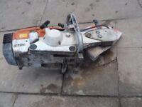 petrol stihl saw ts400
