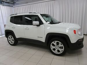 2017 Jeep Renegade NOW THAT'S A DEAL!! LIMITED 4x4 SUV w/ HEATED