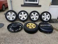 Grand vitara wheels