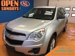 2015 Chevrolet Equinox LS! A/C! BLUETOOTH! FINANCE NOW!
