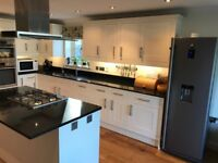 Kitchen Complete, with Appliances and Utility room set-up