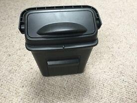 VW Caravelle waste bin