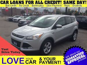 2013 Ford Escape SE * CAR LOANS FOR ALL BUDGETS