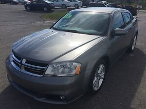 2013 Dodge Avenger SXT, SPORTY, FAMILY UNIT AC, POWER GROUP