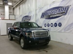 "2013 Ford F-150 Platinum W/ Leather, Remote Start, 20"" Rims"