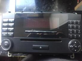 Mercedes w209 clk audio 20