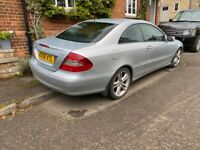 Mercedes-Benz, CLK, Coupe, 2006, Semi-Auto, 2987 (cc), 2 doors