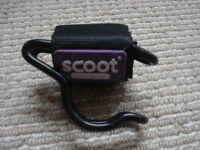 'Scoot' the Ultimate Buggy Hook
