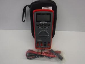Snap On Multi-Meter. We Sell Used Tools. 115940 CH801404