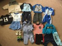 Boys tracksuits 3-6 months