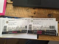 2X BLINK 182 TICKETS // BOURNEMOUTH **SOLD OUT**
