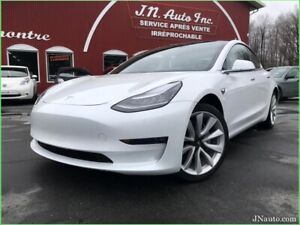 2019 Tesla Model 3 LR RWD Premium, 0-100km/h 4.8 sec ! Le futur