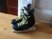 Skating boots for hockey