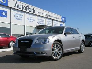 2016 Chrysler 300 Limited AWD| Panoramic sunroof| Navi| Alloys