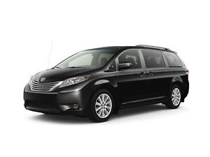 2012 Toyota Sienna XLE AWD WITH THE LIMITED PACKAGE!!