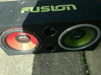 1600 Watts sub woofer