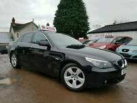 2007 BMW 520d SE (MANUAL) ONLY 93000 MILES! Stunning Example! FREE 15 MONTHS PARTS LABOUR WARRANTY