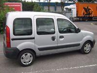 2008 Renault Kangoo Authentique 1.5 DCI MPV.Long MOT.P/X welcome.